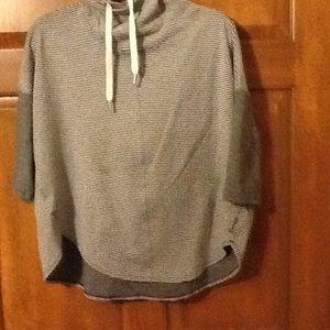 Calvin Klein Top hoodie Size L NWOT